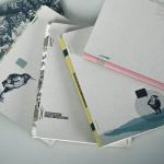 Ideenbuch zum Gedanken notieren, Ideen skizzieren und Texte erfinden