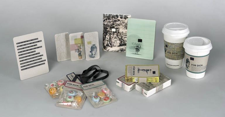 Papeterie-Kollektion »VONUNDZU«